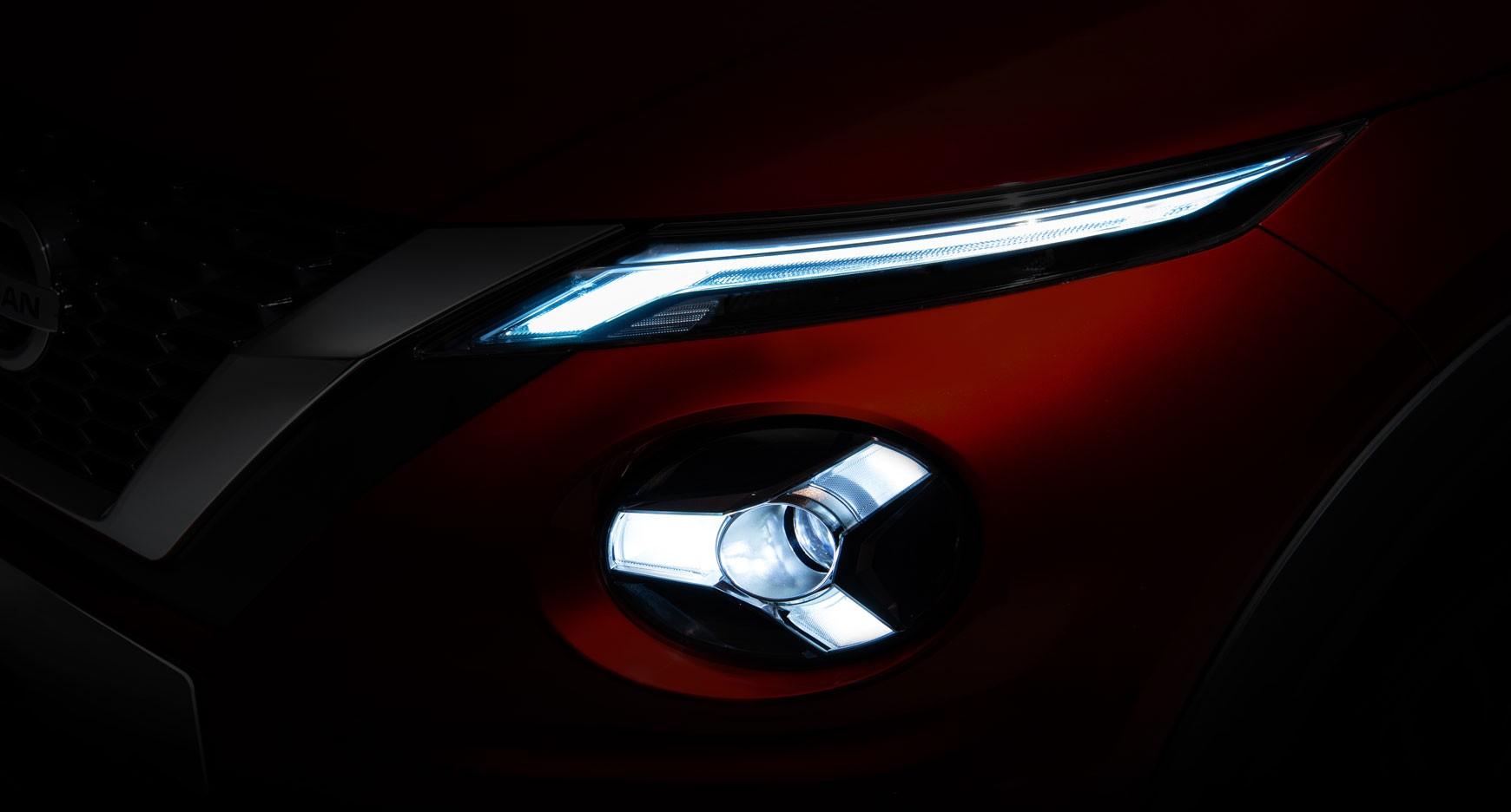 Yeni Nissan Juke'tan ilk görüntüler