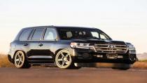 İşte karşınızda Dünya'nın en hızlı SUV'si!