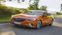 Yeni Opel Insignia GSI, Nürburgring'de!