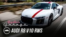 Saf sürüşün Audi'deki yansıması