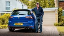 75 yaşındaki adam Golf R'ın gücünü ikiye katladı