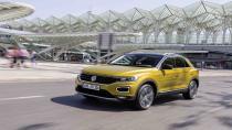 Volkwagen'in yeni SUV'u T-Roc satışa sunuldu!