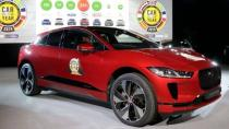 Avrupa'da Yılın Otomobili Jaguar I-Pace oldu