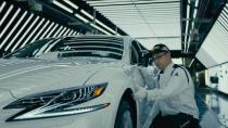 Lexus'un otomobil üretimi belgesel oldu