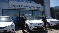 Toyota'dan ''Türkiye'de Hibrit Çağı Başlıyor'' etkinliği