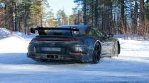Porsche GT3 4 litrelik motora sahip olacak
