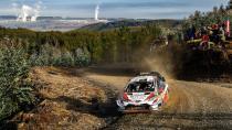 WRC Şili Rallisi'nde Toyota Yaris rüzgarı