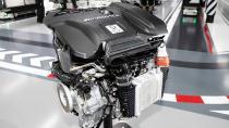 Mercedes-AMG'den 416 HP gücünde 4 silindirli yeni motor
