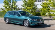 BMW 3 Serisi Touring tanıtıldı