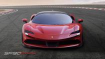 1000 beygirlik Ferrari SF90 Stradale, hibrit tarihini başlattı