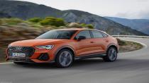 Audi Q3 Sportback tanıtıldı