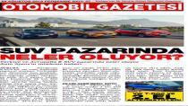 Otomobil Gazetesi 40 bin okura ulaştı!