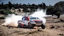 Toyota Gazoo Racing'den üçüncü zafer