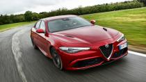 Alfa Romeo Giulia'ya Ödül!