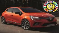 Bursalı Clio Yılın Otomobili'ne aday gösterildi!
