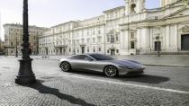 Önden motorlu Ferrari Roma tanıtıldı