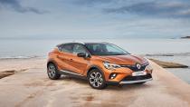 Yeni Renault Captur'e Euro NCAP'ten Beş Yıldız !..