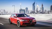Alfa Romeo Stelvio'ya bir ödül daha
