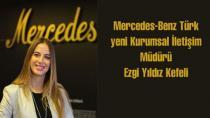Mercedes Benz'in eski iletişim sorumlusu Ezgi Yıldız'dan veda mesajı