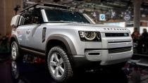 Yeni Land Rover Defender'ın Fren Balataları Delphi Technologies'ten!