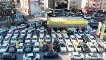 100 bin araç satışa hazır bekliyor
