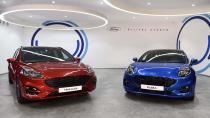 Ford'dan çifte lansman