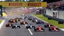 Formula 1, Büyük Britanya'da devam edecek