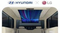 Hyundai ve LG'den yeni bir ortak proje