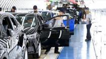 Otomotiv ihracatının dörtte biri Bursa'dan