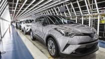 Sakarya'dan 131 bin 257 araç ihraç edildi