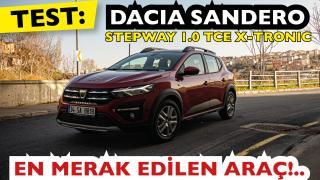 TEST: Dacia Sandero Stepway 1.0 TCe X-Tronic