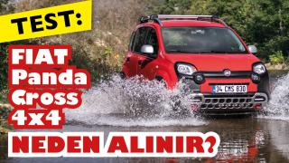TEST: Fiat Panda Cross 4x4
