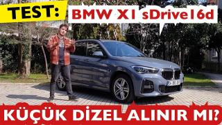 TEST: BMW X1 sDrive16d