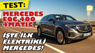 TEST: Mercedes EQC 400 4Matic