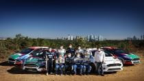 Castrol Ford Team Türkiye Bodrum Rallisi için hazır!