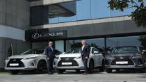 Premium SUV Lexus RX, Enterprise Türkiye Filosunda