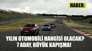 HABER: Yılın Otomobili Hangisi Olacak? 7 Aday Büyük Kapışma!