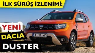 Yeni Dacia Duster 2021- Otomatik Şanzıman- Sürüş İzlenimi- En çok satılan SUV- Kampanyalı fiyatları