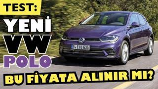 YENİ VW Polo Test 2021- Fiyatı - Sürüş izlenimleri- Artıları ve eksileri - VW Polo alınır mı?